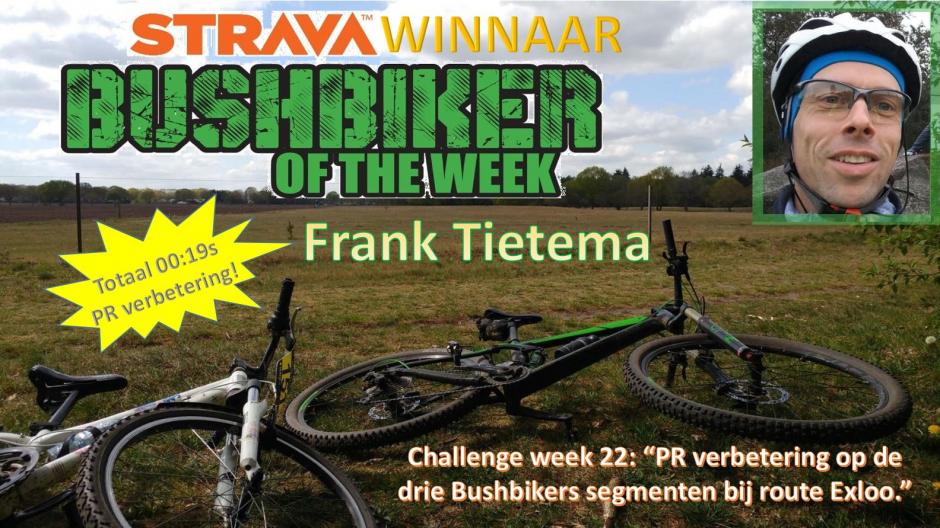 Winnaar week 22